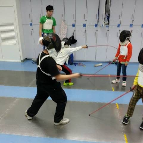 Fun Fencing Program 4