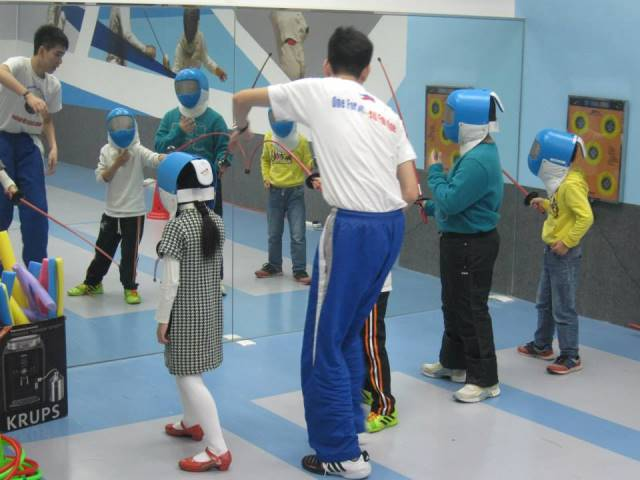 Fun Fencing Program 7