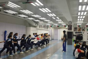 Ning Po College – Fencing Fun Day