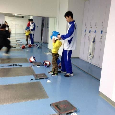Fun Fencing Program 1