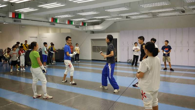 Sabre Course HK