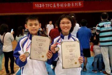 2014台北TFC盃擊劍分齡系列賽