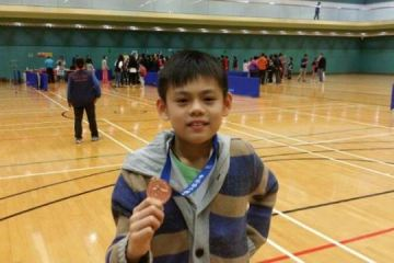 2013/2014 Primary School Fencing Competition (Hong Kong Island)