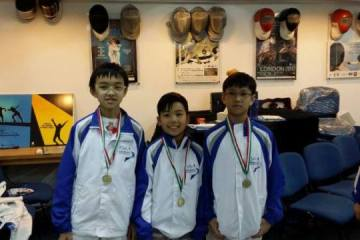 Byjoss Fencing Team Invitation Competition 2014