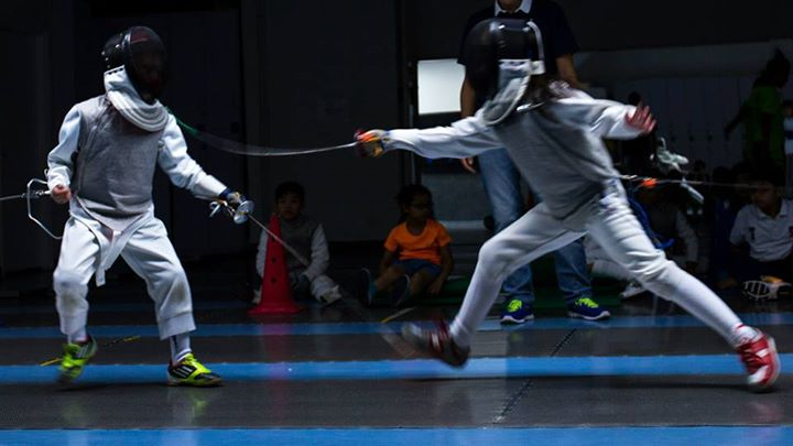 Youth Fencing14