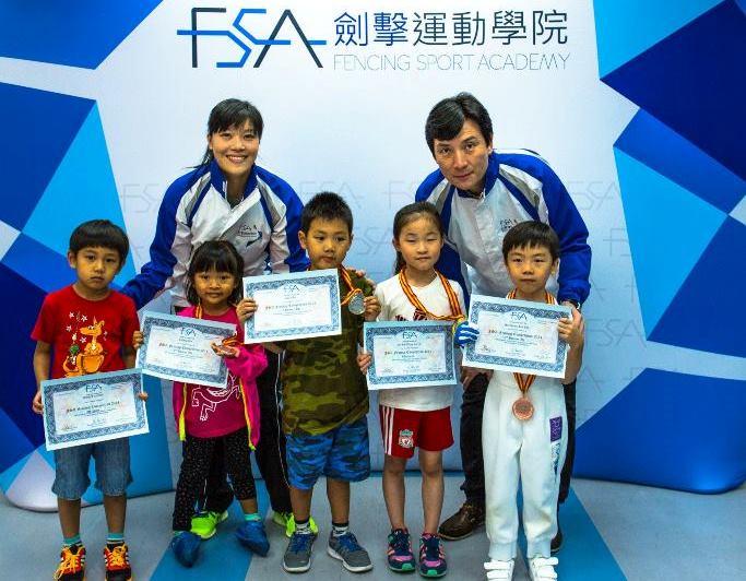Children fencing5