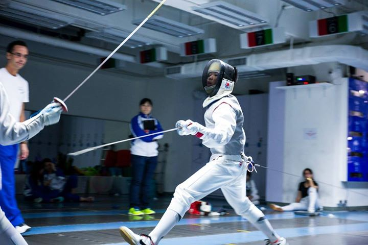 Youth Fencing23