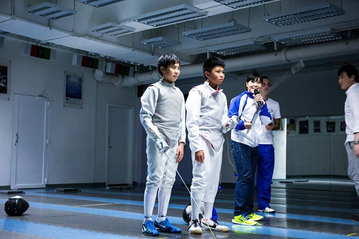 Youth Fencing24