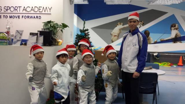 Holiday Fencing 9