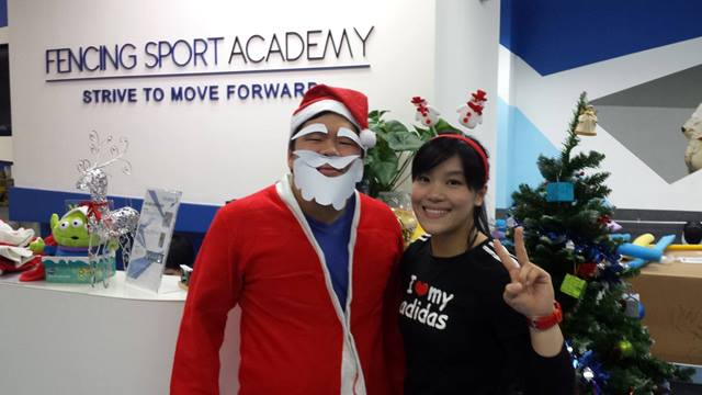 Holiday Fencing 16