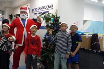劍擊運動學院聖誕HoHoHo Christmas