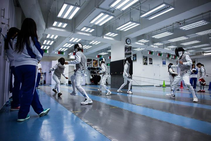 Youth Fencing9