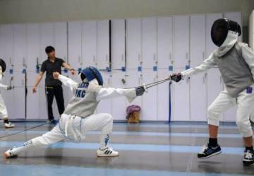少年組 | 花劍鐵劍中級班