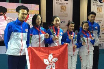 Asian Junior & Cadet Championship 2015