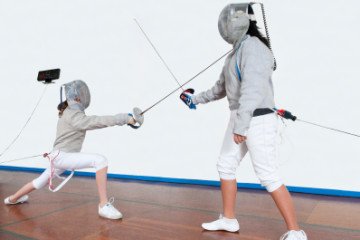 Take a Stab at Fencing: Your Child Will Love It and So Will You!