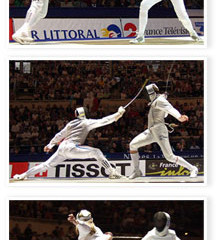 Fencing Equipment and History